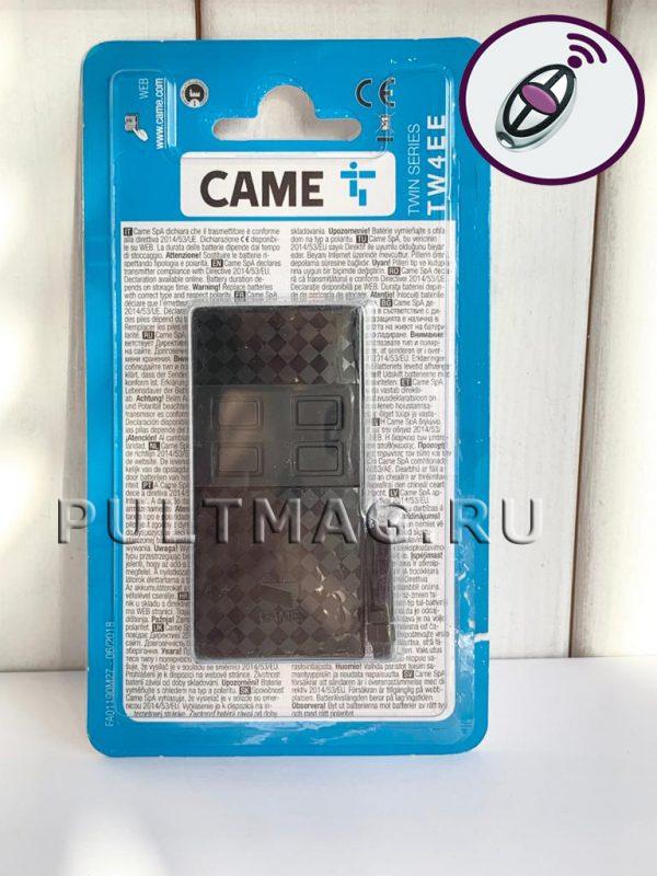 Пульт CAME TWIN 4
